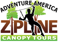 Adventure America Zip-line Canopy Tours